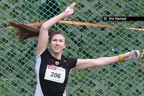 Eric Maihöfer glänzt mit 19,75 Meter