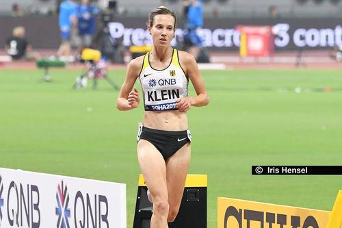 Bestzeit und Olympia-Norm für Hanna Klein über 5.000 Meter